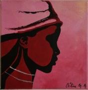 Visage Femme Dessin Profil Galerie Creation